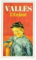 Couverture L'enfant Editions Flammarion (GF) 1993