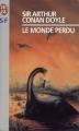 Couverture Le monde perdu Editions J'ai Lu (S-F) 1997