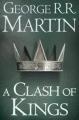 Couverture Le trône de fer, intégrale, tome 2 Editions HarperCollins 1998