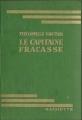 Couverture Le capitaine Fracasse, abrégé Editions Hachette (Bibliothèque Verte) 1934