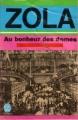 Couverture Au bonheur des dames Editions Le Livre de Poche 1960