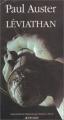 Couverture Léviathan Editions Actes Sud 1999