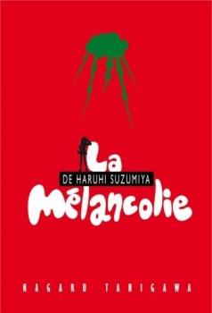 Couverture La mélancolie d'Haruhi Suzumiya, tome 01