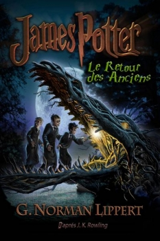 Couverture James Potter, tome 1 : Le Retour des Anciens