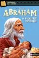Couverture Abraham le sacrifice impossible Editions Nathan (Histoires de la bible) 2012