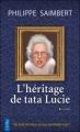 Couverture L'héritage de tata Lucie Editions City (Poche) 2012