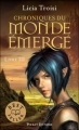 Couverture Chroniques du monde émergé, tome 3 : Le talisman du pouvoir Editions Pocket (Jeunesse - Best seller) 2012