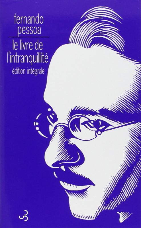 Couverture Le livre de l'intranquilité