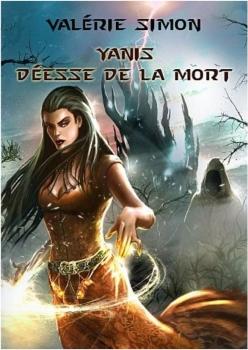 Couverture Arkem, tome 1 : Yanis, déesse de la mort