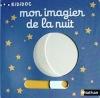 Couverture Mon imagier de la nuit Editions Nathan (Kididoc) 2012
