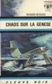 Couverture Chaos sur la génèse Editions Fleuve (Noir - Anticipation) 1967