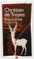 Couverture Erec et Enide Editions Flammarion (GF) 2008