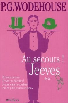 Couverture Jeeves, intégrale, tome 2 : Au secours !