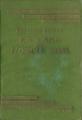Couverture La case de l'oncle Tom Editions Hachette (Bibliothèque Verte) 1938