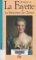 Couverture La Princesse de Clèves Editions Eddl 1996
