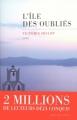 Couverture L'Ile des oubliés Editions Les Escales 2012