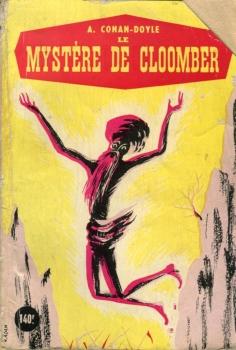 Couverture Le Mystère de Cloomber