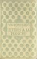 Couverture Lettres à la fiancée Editions Nelson 1912