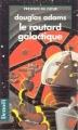 Couverture Le Guide du voyageur galactique / H2G2, tome 1 Editions Denoël (Présence du futur) 1997