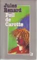 Couverture Poil de carotte Editions France Loisirs (Jeunes) 1992