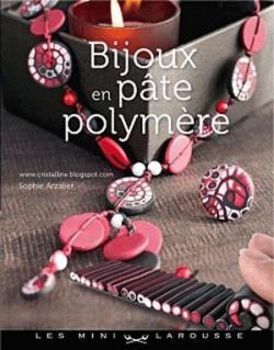 Couverture Bijoux en pâte polymère