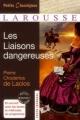 Couverture Les Liaisons dangereuses Editions Larousse (Petits classiques) 2007