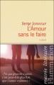 Couverture L'amour sans le faire Editions Flammarion 2012