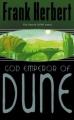 Couverture Le cycle de Dune (6 tomes), tome 4 : L'empereur-dieu de Dune Editions Gollancz 2003