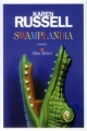 Couverture Swamplandia Editions Albin Michel (Terres d'Amérique) 2012