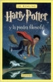 Couverture Harry Potter, tome 1 : Harry Potter à l'école des sorciers Editions Salamandra 2001