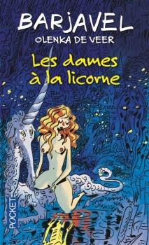 Couverture Les dames à la licorne, tome 1