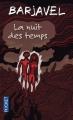Couverture La nuit des temps Editions Pocket 2012