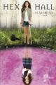 Couverture Hex Hall, tome 3 : Le Sacrifice Editions Albin Michel (Jeunesse - Wiz) 2012