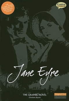 Couverture Jane Eyre: The graphic novel