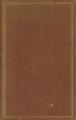 Couverture Oeuvres choisies illustrées : prose et drames en prose Editions Larousse 1924