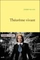 Couverture Théorème vivant Editions Grasset 2012