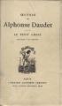 Couverture Histoire d'un enfant / Le petit Chose : Histoire d'un enfant / Le petit Chose Editions Librairie Alphonse Lemerre 1947