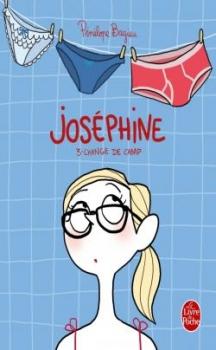 Couverture Joséphine, tome 3 : Change de camp