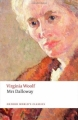 Couverture Mrs Dalloway Editions Oxford University Press (World's classics) 2008
