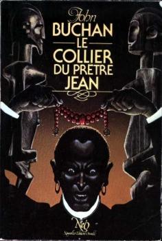 Couverture Le Collier du prêtre Jean