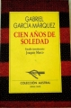 Couverture Cent ans de solitude Editions Espasa (Austral) 1990