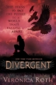 Couverture Divergent / Divergente / Divergence, tome 1 Editions HarperCollins 2012