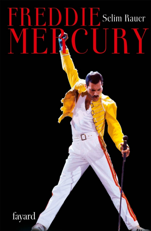 Couverture Freddie Mercury