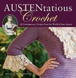 Couverture AUSTENtatious Crochet