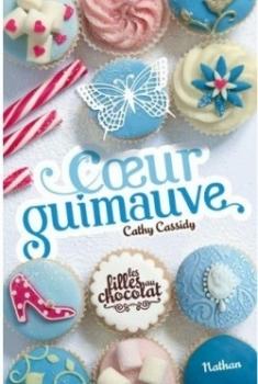 Couverture Les filles au chocolat, tome 2 : Coeur guimauve