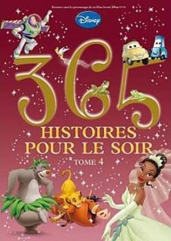 Couverture 365 histoires pour le soir, tome 4