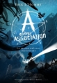 Couverture A comme Association, tome 8 : Le regard brûlant des étoiles Editions Gallimard/Rageot (Jeunesse) 2012