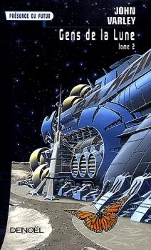 Couverture Gens de la Lune, tome 2