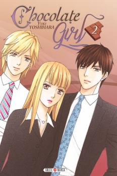 Couverture Chocolate Girl, tome 2