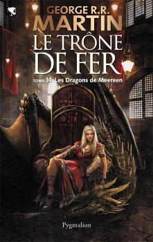 Couverture Le Trône de fer, tome 14 : Les Dragons de Meereen